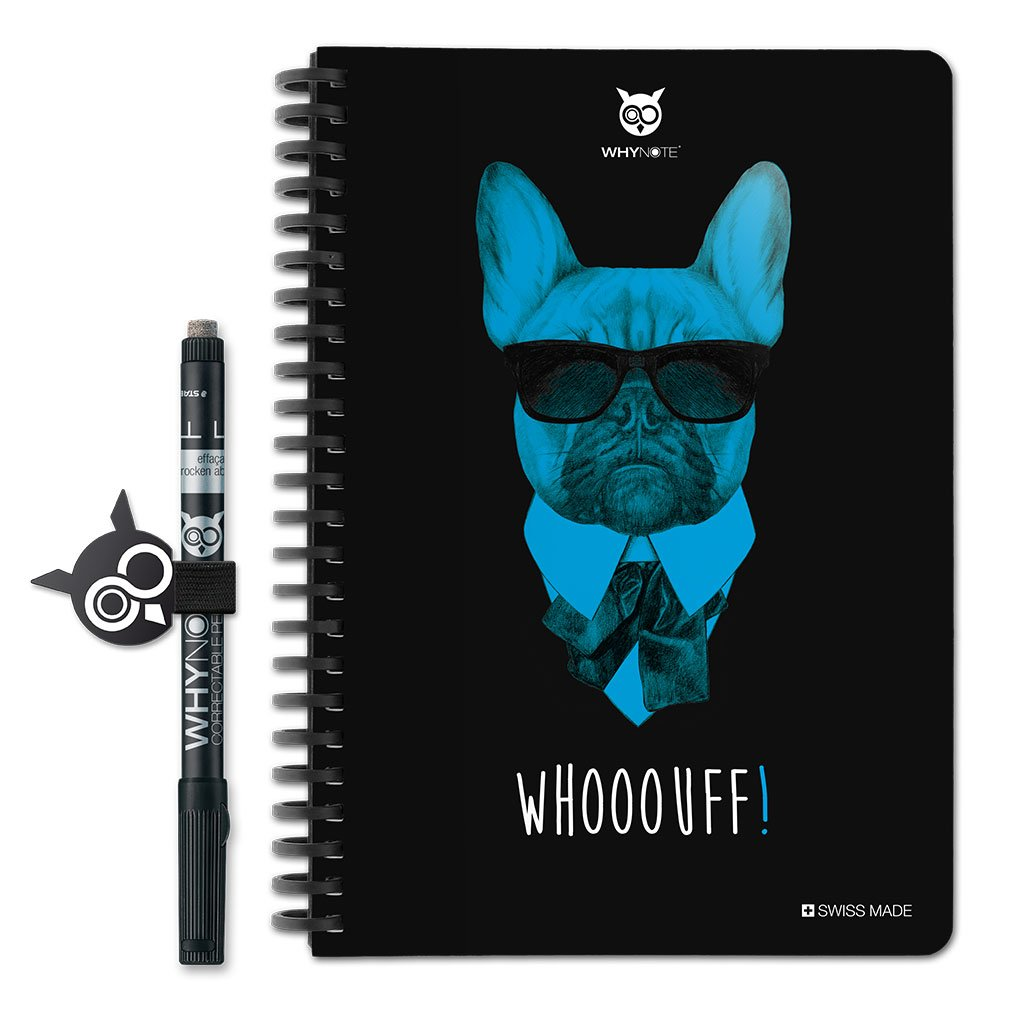 WhyNote BOOK - A5 - Chien