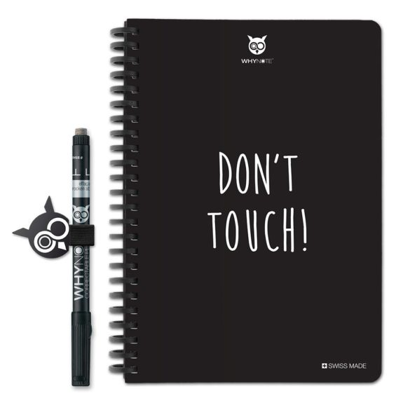 WhyNote BOOK – A5 – Don't Touch