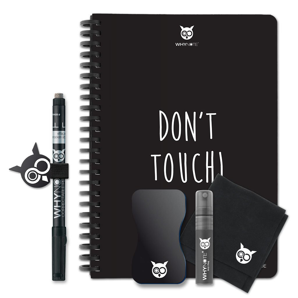 WhyNote BOOK - A5 - Don't Touch