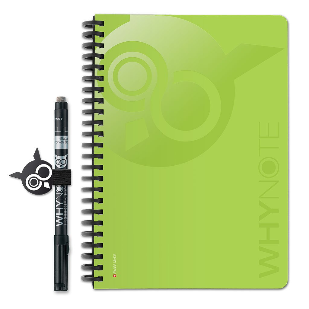 WhyNote BOOK - A5 - Vert